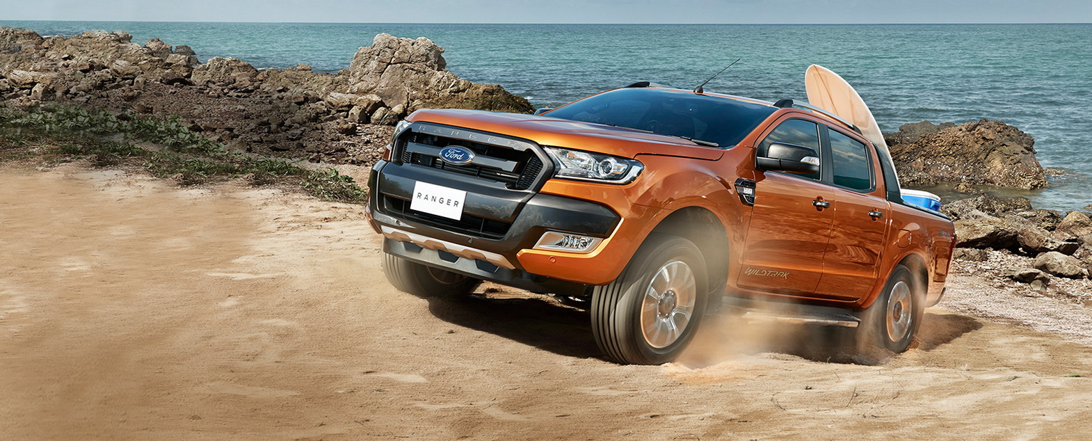 all new ford ranger 2015